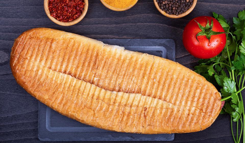 Orijinal Tost - Bütün Ekmek